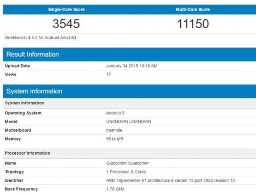 高通骁龙855跑分成绩曝光 多核成绩达到了11150分