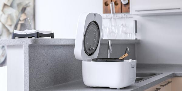 智能无级调压 米家电压力锅发布售599元