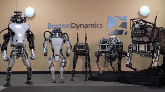 人工智能又把人类按在地上摩擦,再过10年,机器人会对人类动手吗?