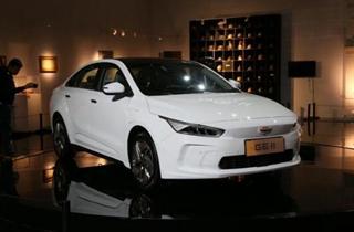 电动车市场又添新成员 吉利首款纯电动车型吉利GE11将上市