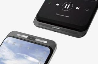 华硕滑盖手机渲染图疑似曝光 采用无刘海设计
