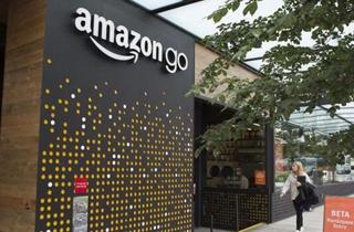亚马逊纽约首家无人零售店开业