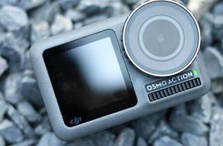 大疆首款运动相机OSMO ACTION发布:搭载前后双屏设计