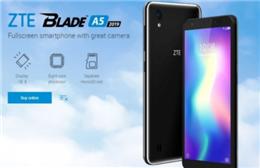 中兴推出新款Blade A5手机 将采用紫光展锐SC9863A芯片组