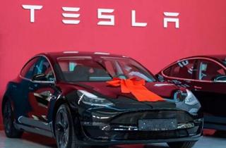 国产特斯拉Model 3将开启预定