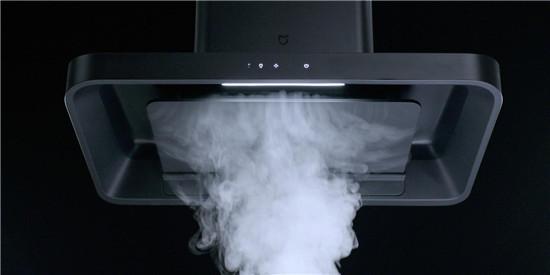 专为年轻人首套房设计的高颜值厨电 米家互联网烟灶套装首发