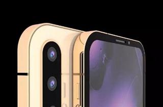 iPhoneXI概念图曝光 要走非主流路线?