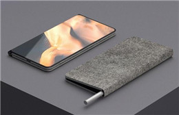 Surface  Note概念图曝光 能够实现360度柔性折叠