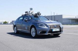 传丰田正在研究自动驾驶汽车 将在欧洲路测
