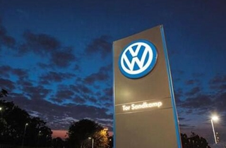 大眾汽車發布上半年財報:營收1252億歐元,同比增長4.9%