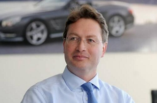 """奔馳CEO康林松:車型銷量將成考察其是否會被""""砍掉""""的重要指標"""