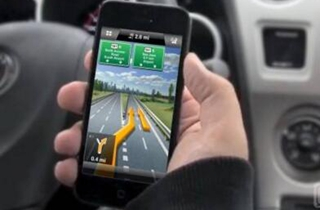 蘋果申請新專利 將為汽車駕駛提出iPhone AR地圖導航