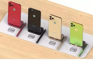 苹果新iPhone名称曝光 iPhone 11 Pro Max亮相