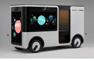索尼将联手Yamaha开发自动驾驶社交娱乐车