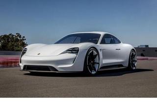 保时捷发布首款纯电动跑车Taycan 百公里加速小于3.5秒