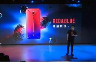 红魔3S电竞游戏手机发布 售价2999元起
