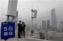 三大运营商在北京共建设完成超8800个5G基站