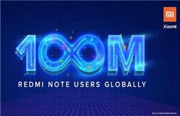 小米国际副总裁:红米Redmi Note系列全球销量已突破1亿台