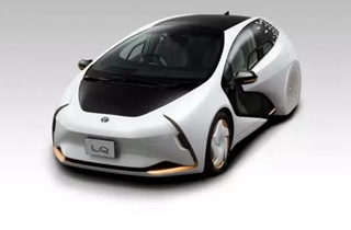 豐田推出最新款概念車LQ 可感知駕駛員壓力指數