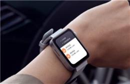 小米手表可安装多款App 还支持用滴滴打车