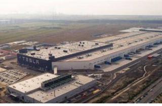 传特斯拉上海工厂已竣工 已开始生产汽车