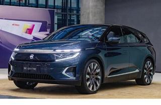 拜腾首款车正式下线年底量产 一期工厂年产能15万辆