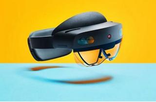 微软 HoloLens 2发售 售价3500美元