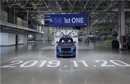 理想ONE 2020款量产车下线 并将于12月上旬开启全国用户的批量交付