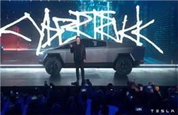 特斯拉推出旗下首款电动皮卡Cybertruck 配备有6个座椅