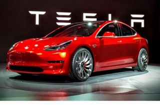 国产特斯拉Model 3将享新能源补贴近2.5万元