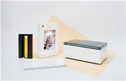 小米有品众筹极印留声照片打印机 打印照片时可以将声音录入