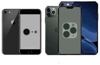 苹果iPhone 12系列渲染图曝光 预计2020年春季正式发布