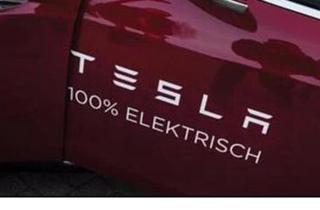 特斯拉市值近800亿美元 已超过戴姆勒、宝马等汽车制造商