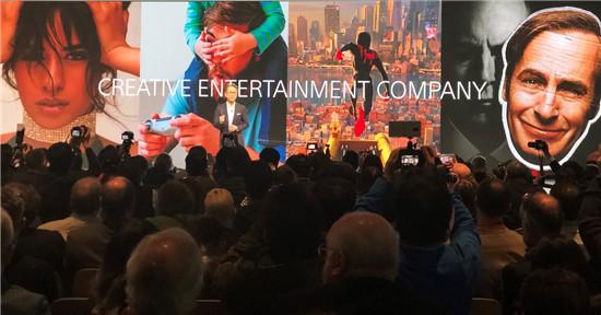 """CES 2020,索尼持续推进企业战略——""建立在坚实技术基础上的创意娱乐公司"""