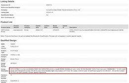 OPPO Reno S通过蓝牙认证 具有6.5英寸屏幕