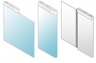 LG全新折叠屏专利曝光 正反面相同