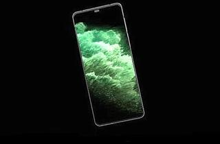 iPhone12概念图曝光 并未采用刘海屏设计