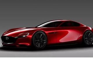马自达发布新车型渲染图 转子发动机要来了?