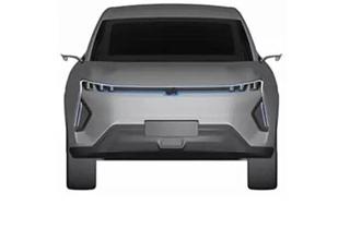 威马EVOLVE概念车量产版车型专利图曝光 或将年底上市