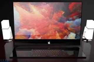 苹果新专利公布 柔性玻璃外屏或用于iMac Pro