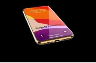 iPhone9概念图曝光 取消刘海屏幕
