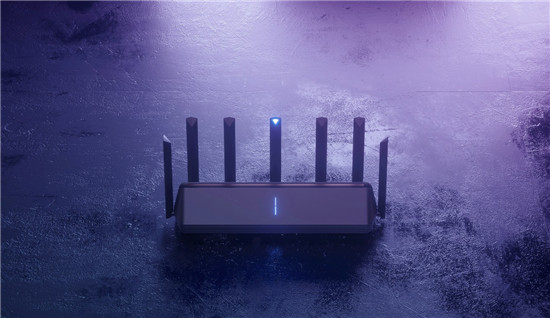 """""""小米首款Wi-Fi 6旗舰路由器发布:小米AIoT路由器AX3600 售价599元"""