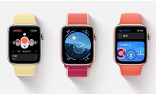 苹果发布watchOS 6.1.3更新 包括改进和错误修复