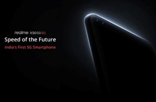 realme X50 Pro将在印度发售 售价或为50000卢比(约合人民币4880元)