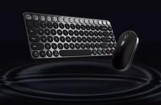 小米有品上架米物精英键盘/鼠标 众筹价199元