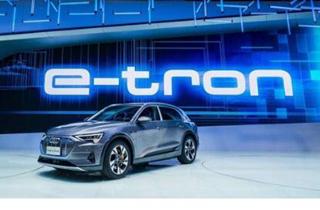 因电池供应短缺 奥迪全电动汽车 SUV E-Tron 将暂停生产