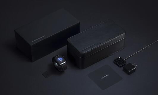 仅1999元!小米手表尊享版开启预售 四曲面蓝宝石玻璃可穿戴高端之作