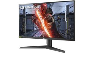 LG发布全新电竞显示器 售价399美元