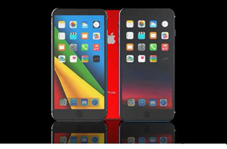 iPhone 9 Plus概念图曝光 采用立体边框设计