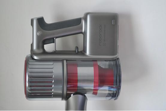 石頭手持無線吸塵器H6圖賞:性能強勁、優雅知性的清潔